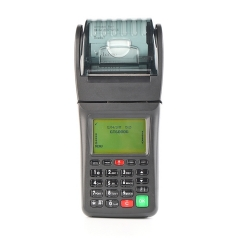 Electronic Voucher Distribution mobile terminal POS